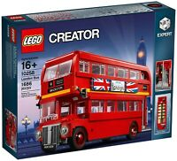 NEW  LEGO Creator Expert 10258 Red Double-Decker  London Bus  Set 6174047 SEALED