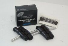 Genuine Nos Shimano XT Cantilever Brake Pads, BR-M737, Front & Rear, Brand New