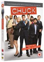 Nuovo Chuck Stagione 5 DVD Regione 2