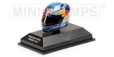 1/8 Sebastian Vettel Red Bull Istanbul GP 2011 Arai Helmet Minichamps 381110401