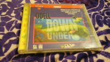 ODELL DOWN UNDER UNDERSEA SCIENCE ADVENTURE AGES 8-14 EDUCATIONAL PC MAC CD ROM