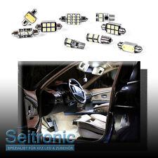 SMD LED Innenraumbeleuchtung Komplettset für Renault Megane 2 - Xenon Weiß