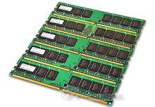 Lot of 5 SimpleTech 512Mx8 RAM M2YSP2G3H3160G9B09 PC2-4300 CL4