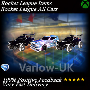 Rocket League Cars! Fast Delivery! Cheapest On The Market! Xbox One!