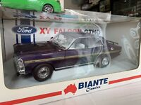 1:18 Scale Biante XY GT-HO Phase 3 as new in box with COA