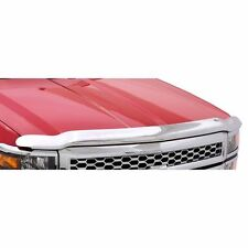 Hood Stone Guard-Chrome Hood Shield AUTO VENTSHADE 680708
