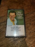 Andy Williams: Merry Christmas - Audio Cassette Tape Columbia Stereo Cassette