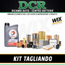 KIT TAGLIANDO PEUGEOT 407 2.0 HDI 140CV 103KW RHF DAL 08/2008 + OLIO TOTAL 5W30