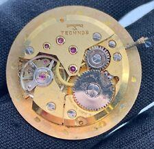 Technos Select Cal. PESEUX P7060 manual 29mm NO Funciona for parts volante libre