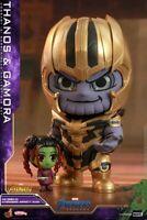 Thanos & Gamora Girl Figure Hot Toys Cosbaby Bobble-Head Avengers:Endgame Doll