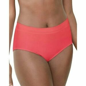 NWT Bali 2 Pack Comfort Revolution Pinky Peach Brief Panties Size XL/8