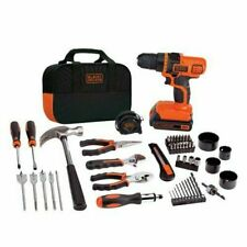BLACK+DECKER LDX120PK 20V Cordless Drill and Project Kit