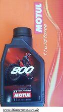 Motul 800 Off Road Racing KTM SX 125 200 144 150 250 300 VOLLSYNTHETISCH Motoröl