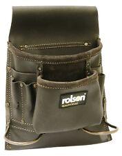 ROLSON 8 POCKET OIL TAN TOOL POUCH -68880