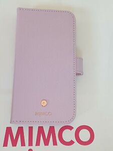 """MIMCO """"Sublime Flip Case For iPhone X/XS  Case Pouch Wallet Case cover new 💛💖"""