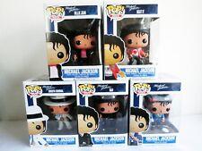 Funko Pop Michael Jackson 5 set Japan