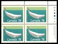 "CANADA 1179 - Wildlife ""Beluga Whale"" Slater Paper (pb23754)"