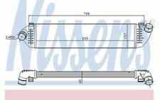 NISSENS Intercooler pour FORD C-MAX FOCUS 96481 - Pièces Auto Mister Auto