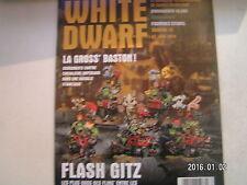 *** White Dwarf n°19 La Gross Baston / les règles Flash Gitz / Eavy Metal /