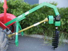 "HAYES POST HOLE DIGGER TRACTOR POST HOLE DIGGER HPHDG-L WITH 12"" AUGER"