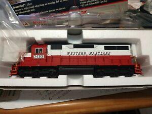 Atlas Master Silver Series HO SD35 Western Maryland #7433