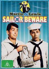 Sailor Beware DVD (1956) Dean Martin and Jerry Lewis