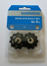 Shimano RD M773 M780 Schaltrollen Set 10fach Schaltrollensatz Spann- Leitrollen