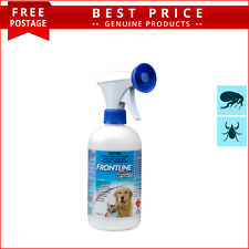 Frontline Spray for Dogs Cats Flea Tick control by Merial 500 mL on SALE