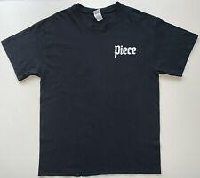 PIECE T-Shirt Bongzilla EyeHateGod Crowbar Down Metal Gr.L *SEHR GUTER ZUSTAND*