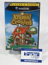 Animal Crossing Gamecube USA New Neuf Rare with Memory Card 59