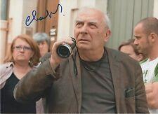 Claude Chabrol Autogramm signed 20x28 cm Bild