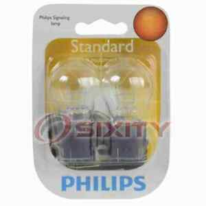 Philips Parking Light Bulb for Plymouth Acclaim Grand Voyager Voyager fb