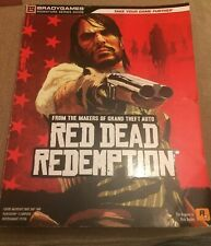 RED DEAD REDEMPTION BRADYGAMES SIGNATURE SERIES GUIDE