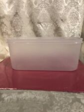 Tupperware Modular Mates Super Oval 2 Replacement Container NO SEAL 2400 7.5 Cup