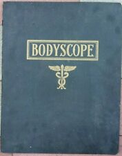 New listing Bodyscope Anatomical Chart by Ralph H. Segal 1935
