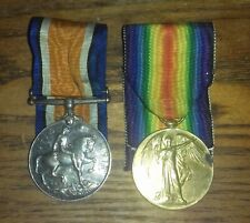 2 x WW1 Military Medals - Royal Artillery