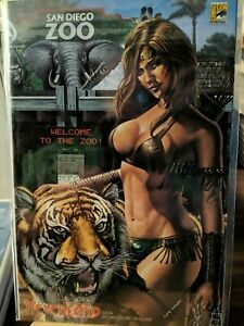 Zenescope's Grimm Fairy Tales'presents Neverland #4 Cover C Variant