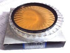 Professional Kenko 72mm Warming W12 Warm Orange Glass Lens Filter 72 mm Japan