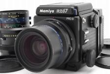 【Near Mint++】Mamiya RZ67 Pro II w/ 65mm+140mm Lenses  +120 film back from Japan