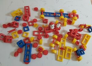 Mobilo Construction Pieces
