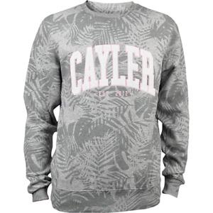 Cayler & Sons WL Pafmouflage Crewneck New Men's Heather Grey 2019 WL-AW18AP22
