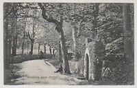 Jersey postcard - Vinchelez Lane, Jersey - P/U 1908 (A78)