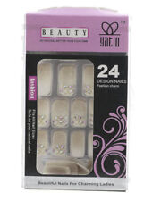 24 faux ongles pret a poser manucure onglerie art nail 1932