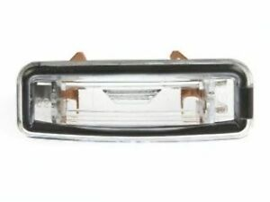 Fits 2000-2005 Ford Focus License Plate Light Lens - NEW