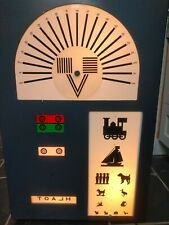 More details for vintage opticians lightbox working