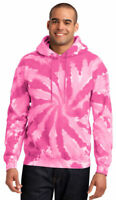 Port & Company Men's New Long Sleeve Pullover Hooded Winter Sweatshirt. PC146