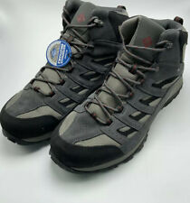 Columbia Men's Crestwood Mid Waterproof Hiking Boots Size 16.0