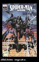 Marvel Comics - Spider Man Noir #1 - Walmart Variant