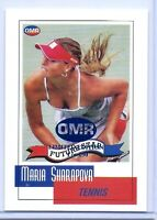 """RARE"" MARIA SHARAPOVA 2002 1ST EVER PRINTED ""LIMITED EDITON OF 250"" ROOKIE CARD"