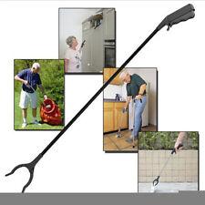 Long Reach Extend Arm Reacher Grabber Pick Up Claw Gripper Helping Tool Useful